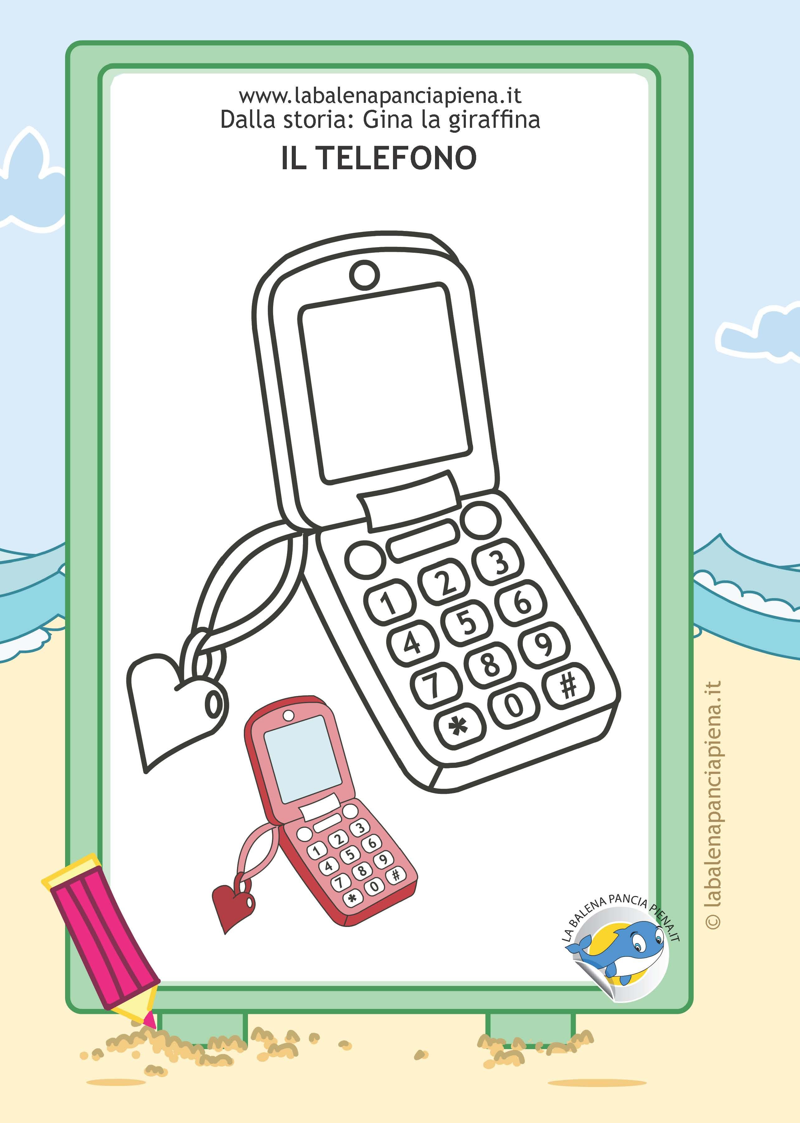 App e libri digitali for Pimpa da stampare e colorare